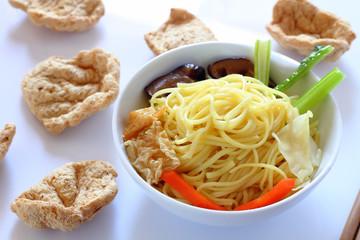 Stir Fried Noodle.