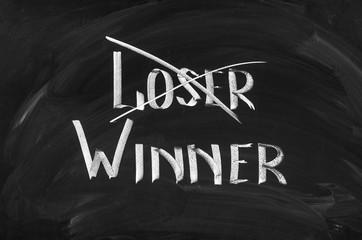 Loser and winner