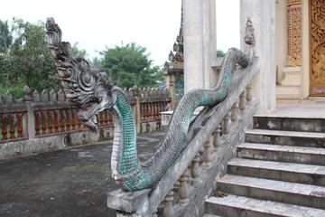 Naga of Temple