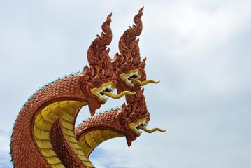 Serpent of buddha