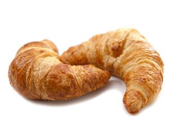 deux croissants feuilleté