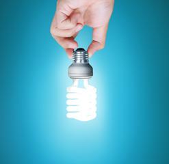 Ideas light bulb