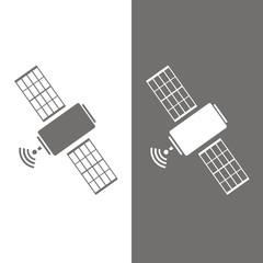 Icono satélite BN