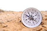 Orientation Concept Metal Compass - 74417936