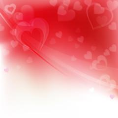 Valentines day background, vector