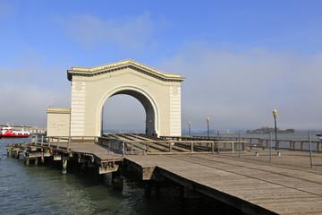 pier de San Francisco