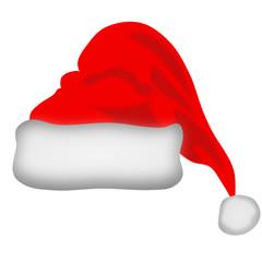 Mütze vom Weihnachtsmann