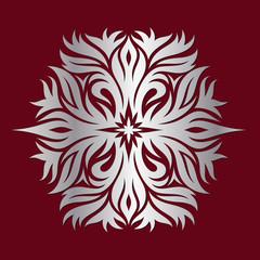logo emblème argent