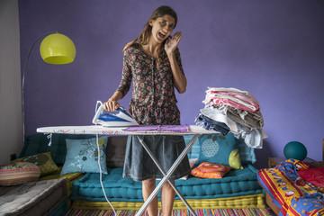 disperazione di una casalinga