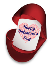 Happy Valentine´s Day - greeting card