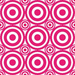 Seamless round pattern