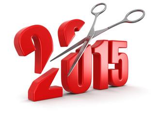 Scissors and 2015