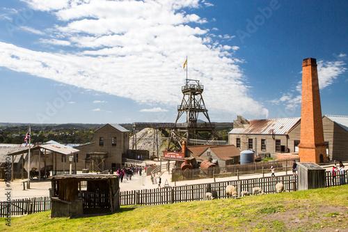 Papiers peints Australie View over Sovereign Hill