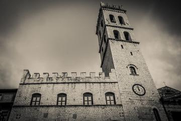 Torre del Popolo - Assisi - Umbria - Italia