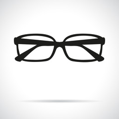 Glasses icon.