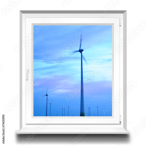 canvas print picture Fenster 12