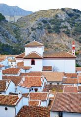 Grazalema, pueblos blancos de Cádiz, España