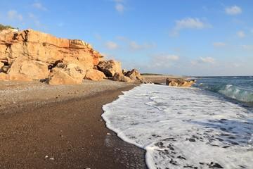 Cyprus beach - Lara Bay