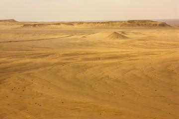Egitto deserto del Sahara Bab el Qattara