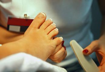 Nail Care Foot