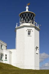 light house at Lizard point, Cornwall