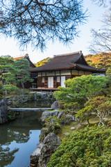 世界遺産 銀閣寺 東求堂 Ginkaku-ji Kyoto