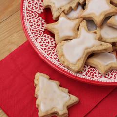 biscotti glassati _ Natale