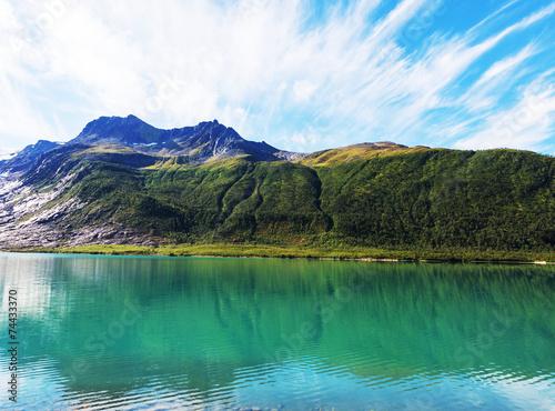 Lake in Norway - 74433370