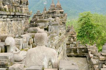 Borobudur Buddhist temple