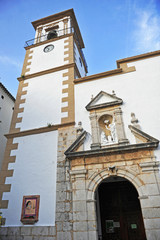 Iglesia de la Encarnación, Grazalema, Cádiz, España