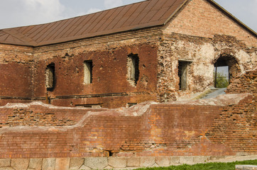 The Memorial Complex «Brest Hero-Fortress»
