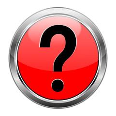 Button rot Fragezeichen #141209-svg04