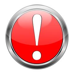 Button rot Ausrufezeichen  #141209-svg05