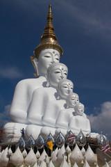 Buddha statue at Wat Phra Thart Pha Kaew