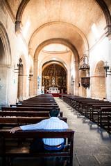 Chiesa in Arequipa, Perù