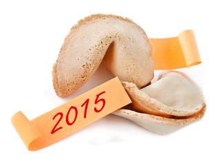 Glückskekse 2015
