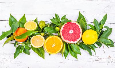 Citrus fruits,oranges,lemon,grapefruit, lime, mandarin, kumquat