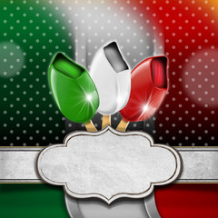 Italian Ice Cream Menu