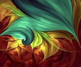 Computer generated fractal artwork - 74441566