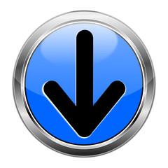 Button Pfeil blau  #141209-svg22