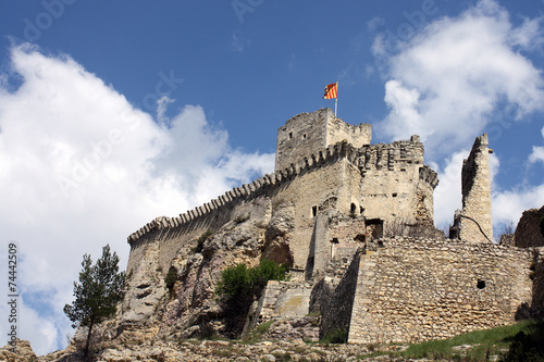 Papiers peints Chateau Chateau en ruine
