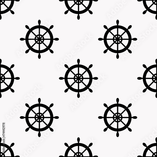 Vector background. Helm pattern