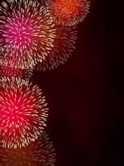 impressive fireworks