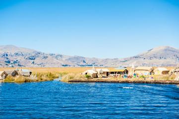 Isole Uros, Perù