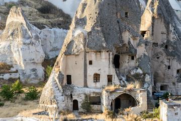 Turchia, case in Cappadocia