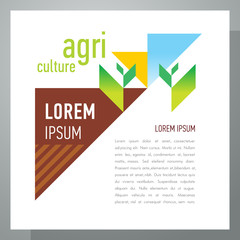 agriculture template design