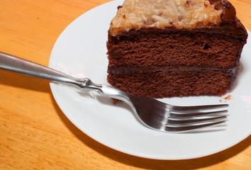 Rich dessert