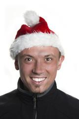 Junger Weihnachtsmann
