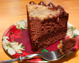 Rich cake