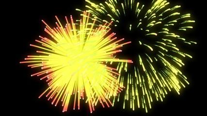 fireworks alpha loop